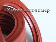 Манжета 2.2-83х110х10 (червоний), гума підвищеної оливобензостійкості, на основі європейських каучуків