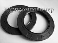 Манжета армированная 2.2-135х200х12 (черный), резина МБС