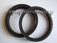 Манжета армированная 2.2-142х168х15 (черный), резина МБС