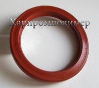 Манжета 1.2-90х120х12 (красный), резина МБС