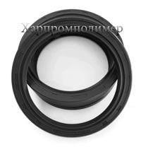 Манжета 2.2-100х125-3 (черный), резина МБС
