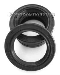 Манжета 2.2-50х70-3, колір - чорний, гума підвищеної оливобензостійкості