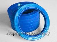 Манжета 2.1-80х105х10 (голубой). Материал изделия: резина повышенной маслобензостойкости, на основе европейских каучуков