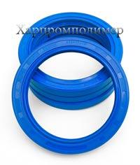 Манжета 2.2-85х110x12, колiр - блакитний