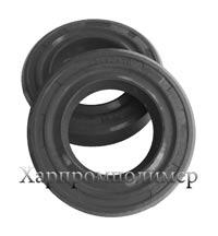 Манжета 2.2-25х42-3 (чорний), гума ОБС